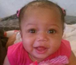 Jonylah Watkins6monthold Baby