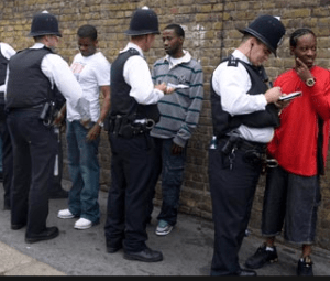 Black Youth in London