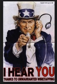 Spying NSA