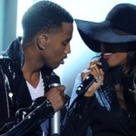 Trey Songz and Kelly Rowland performs  Motivation