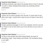Where Is The Social and Moral Responsibility of Tweeting? @KeyshiaCole Responds to Rumors on the Explicit Photo of Her