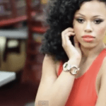 Behind the Scenes: @ElleVarner Gets Glam for Bleu Magazine.. Talks Grinding, Michelle Obama & Being Fly