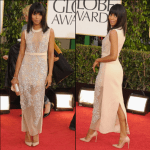 Stars Heat Up the Red Carpet at 2013 Golden Globe Awards (Pics Inside)