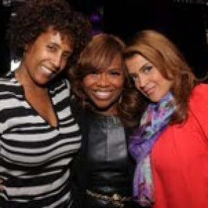 Rhonda Cowan, Mona Scott Young and Kim Osorio
