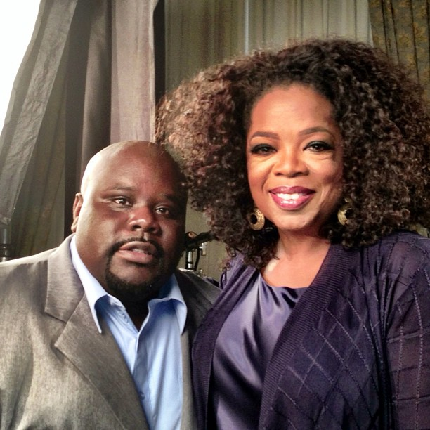 oprah and shaheem reid