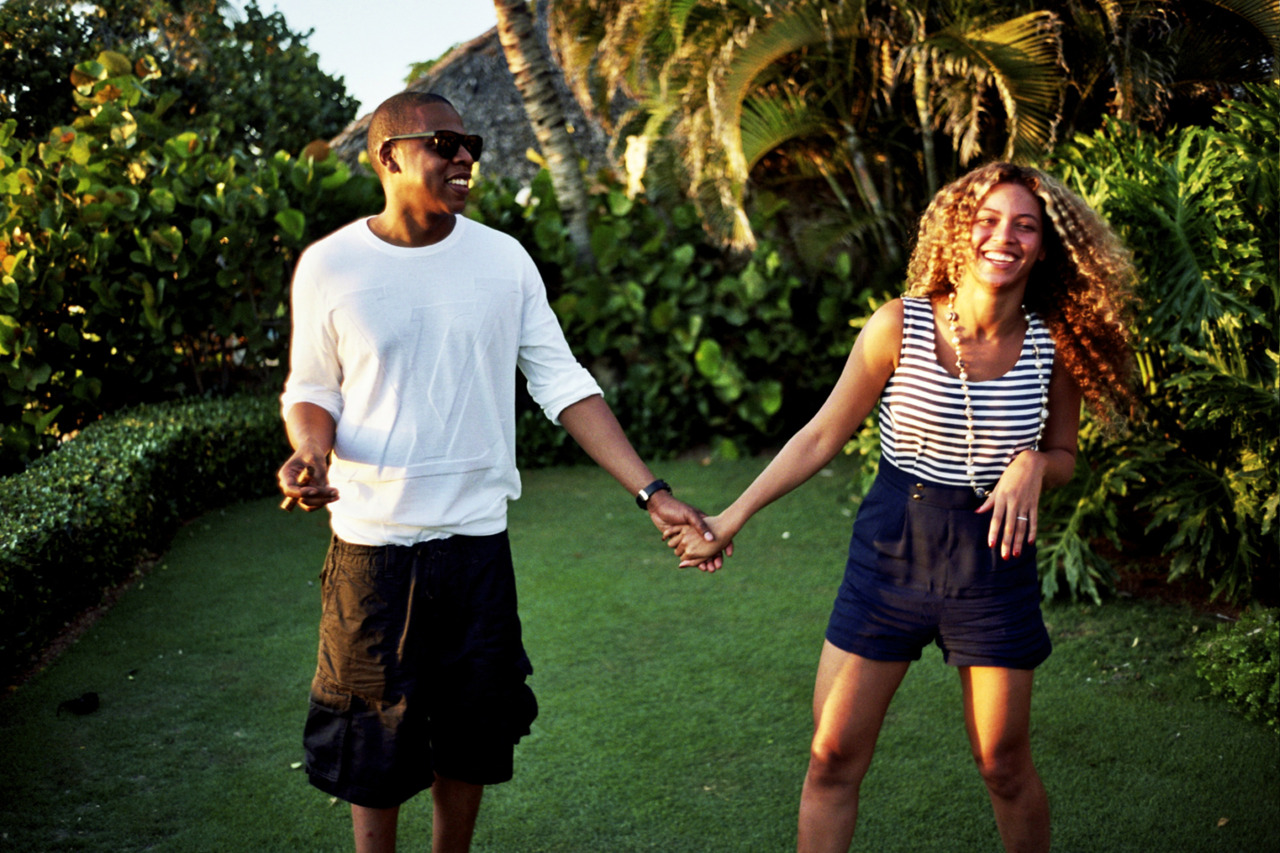 how long beyonce and jay been dating