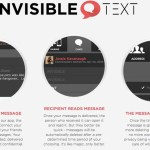New Invisible Text App Gives Celebs Ultimate Privacy