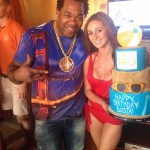 Busta Rhymes Celebrates His Birthday At TAO Nightclub and TAO Beach