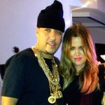 Power 105′s Angie Martinez interviews French Montana and Khloe Kardashian