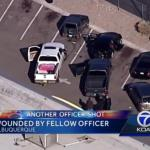 Albuquerque Police Officer Shot By Fellow Cop During Narcotics Bust