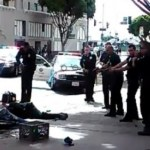 LAPD Issue Death Sentence to Homeless Man