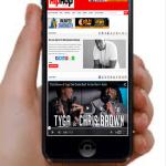 DJ Funkmaster Flex Brings Hip Hop to Smartphone Users