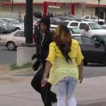Mama Got Them Hands…Beats Baltimore Protestor In Public for Rioting