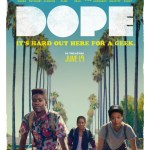 "Pharrell Debuts the Official Film Poster for ""Dope"""