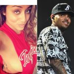 Chris Brown Takes His Baby Momma To Court Over Baby Royalty!