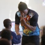 David Banner Celebrates The Holiday with Boys and Girls Club Youths