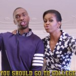 New Video Alert: Go to College Starring Michelle Obama