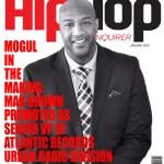 Mogul In The Making: Atlantic Records Promotes @IAmMarBrown to Senior VP of Urban Radio Division