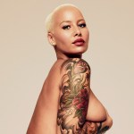Amber Rose unveils more body parts for her highly anticipated 3D Zoobe Character