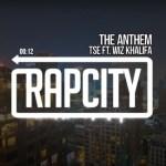 "New Music Alert: TSE Ft. Wiz Khalifa – ""The Anthem"""