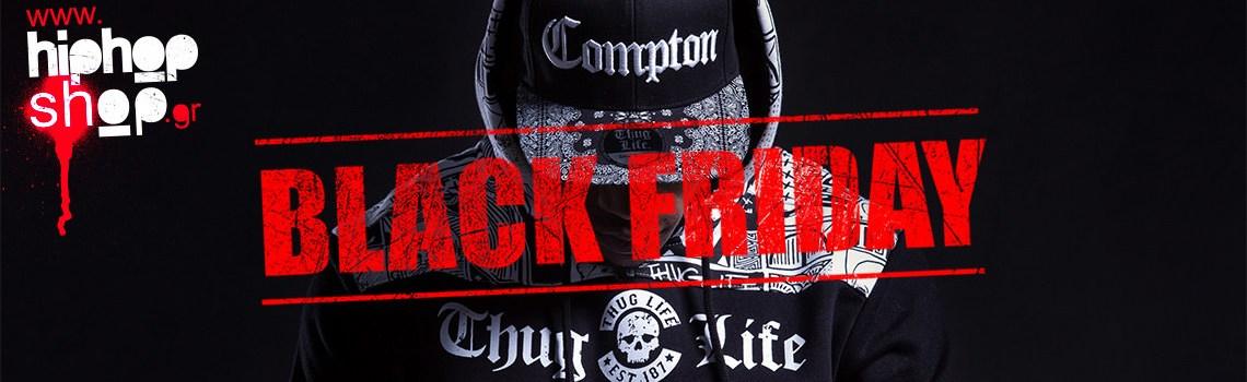 Black Friday @ Hip Hop Shop
