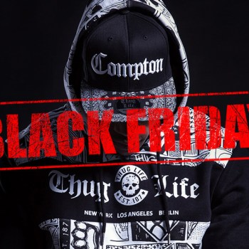 Black Friday @ Hip Hop Shop