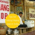Tips for Drinking Bhang Lassi in India