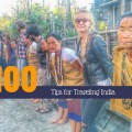 100 india travel tips