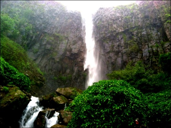 waterfall goa