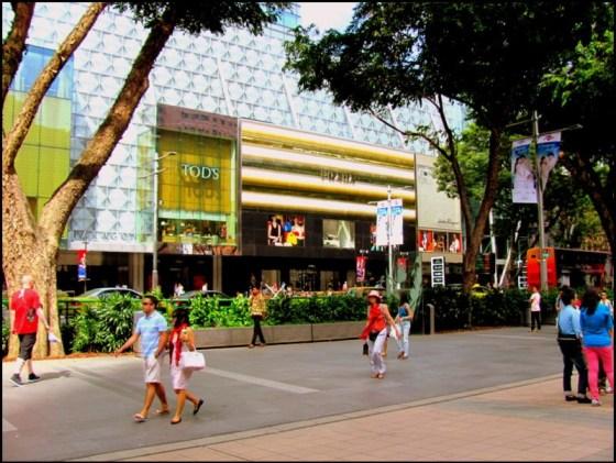 Shopping Singapore