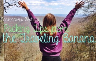 packing tips from Traveling Banana
