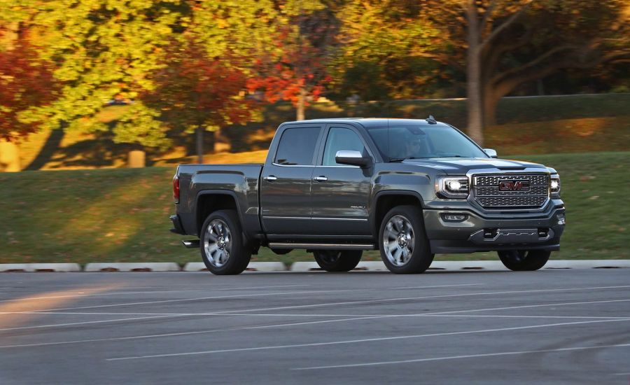 2018 GMC Sierra 1500   In Depth Model Review   Car and Driver 2018 GMC Sierra 1500