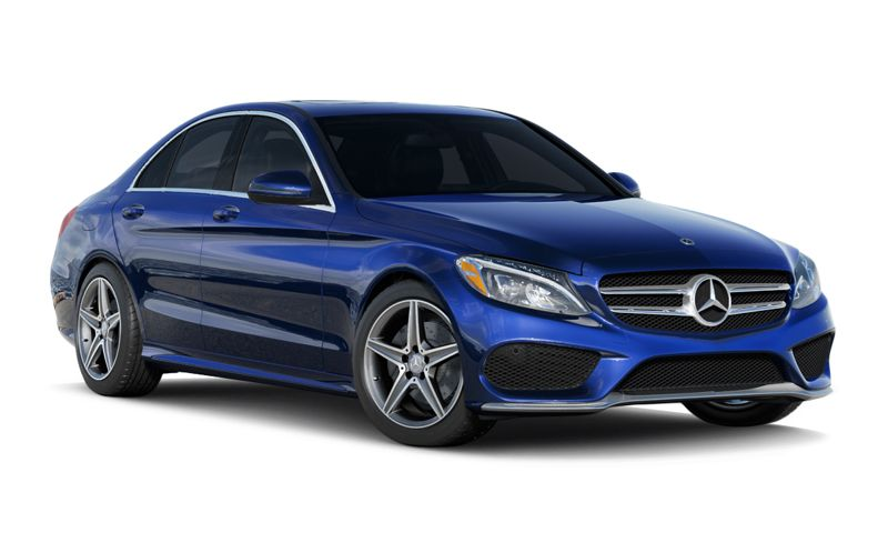 2018 Mercedes Benz Cars   Models and Prices   Car and Driver The Mercedes Benz C class