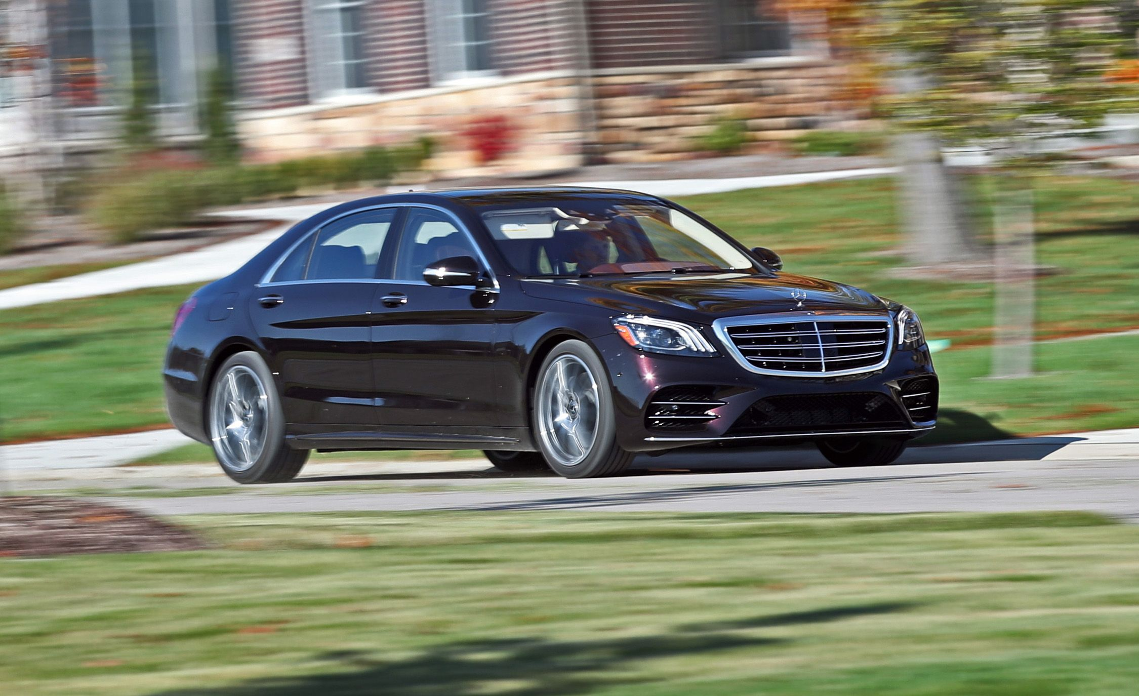 2018 Mercedes Benz S class   In Depth Model Review   Car and Driver