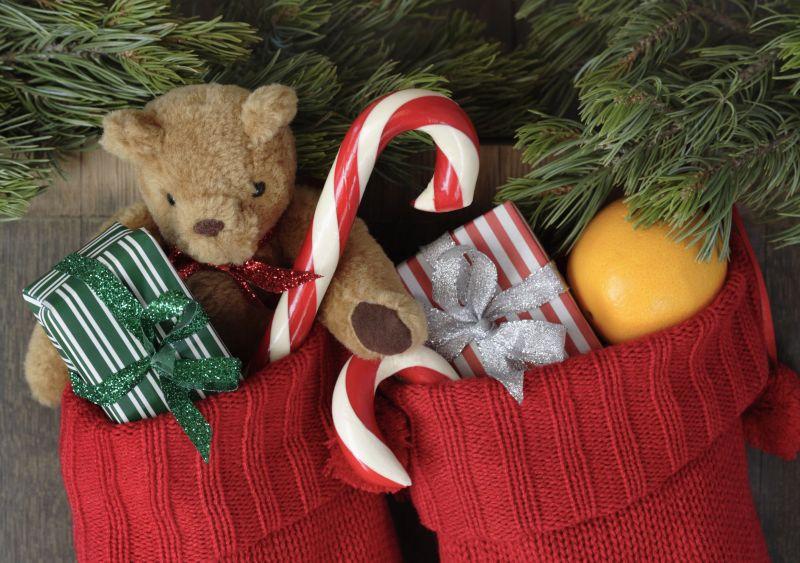 Large Of Christmas Sock Exchange