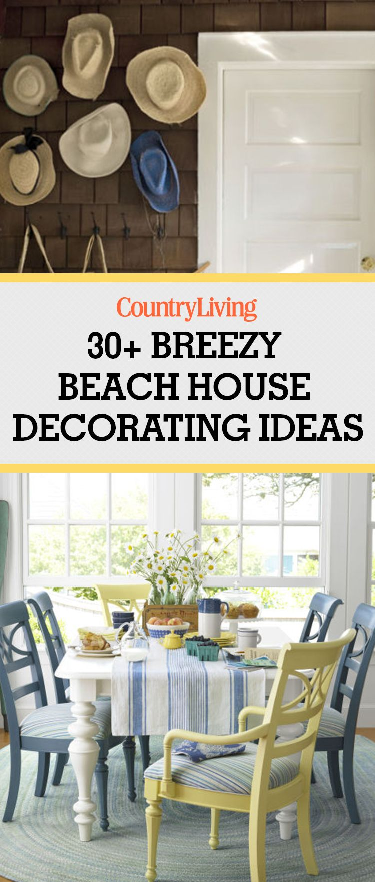 Intriguing 1490301426 30 Easy Breezy Beach House Decorating Ideas Beach Decorating Ideas On A Budget Beach Condo Decorating Ideas home decor Beach Decorating Ideas