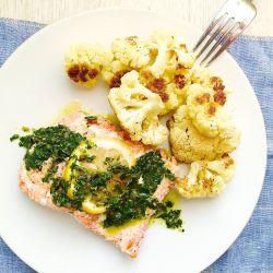 Traditional Cauliflower Salmon Cakes Sauce Recipe What Goes Good Cauliflower Roasted Salmon Roasted Salmon Breakfast Sauce Tomake Roasted Salmon Cauliflower Salmon Color What Goes Good