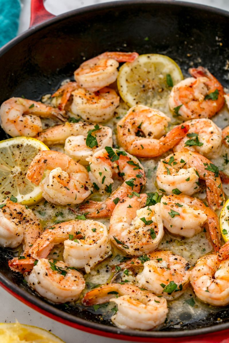 Large Of How To Saute Shrimp