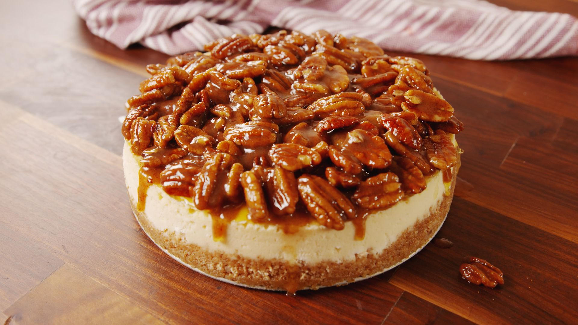 Breathtaking Pecan Pie Cheesecake Recipe How To Make Pecan Cheesecake Sourn Pecan Pie Recipe Alton Brown Sourn Pecan Pie Recipe Divas Can Cook nice food Southern Pecan Pie Recipe