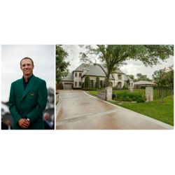 Small Crop Of Jordan Spieth House