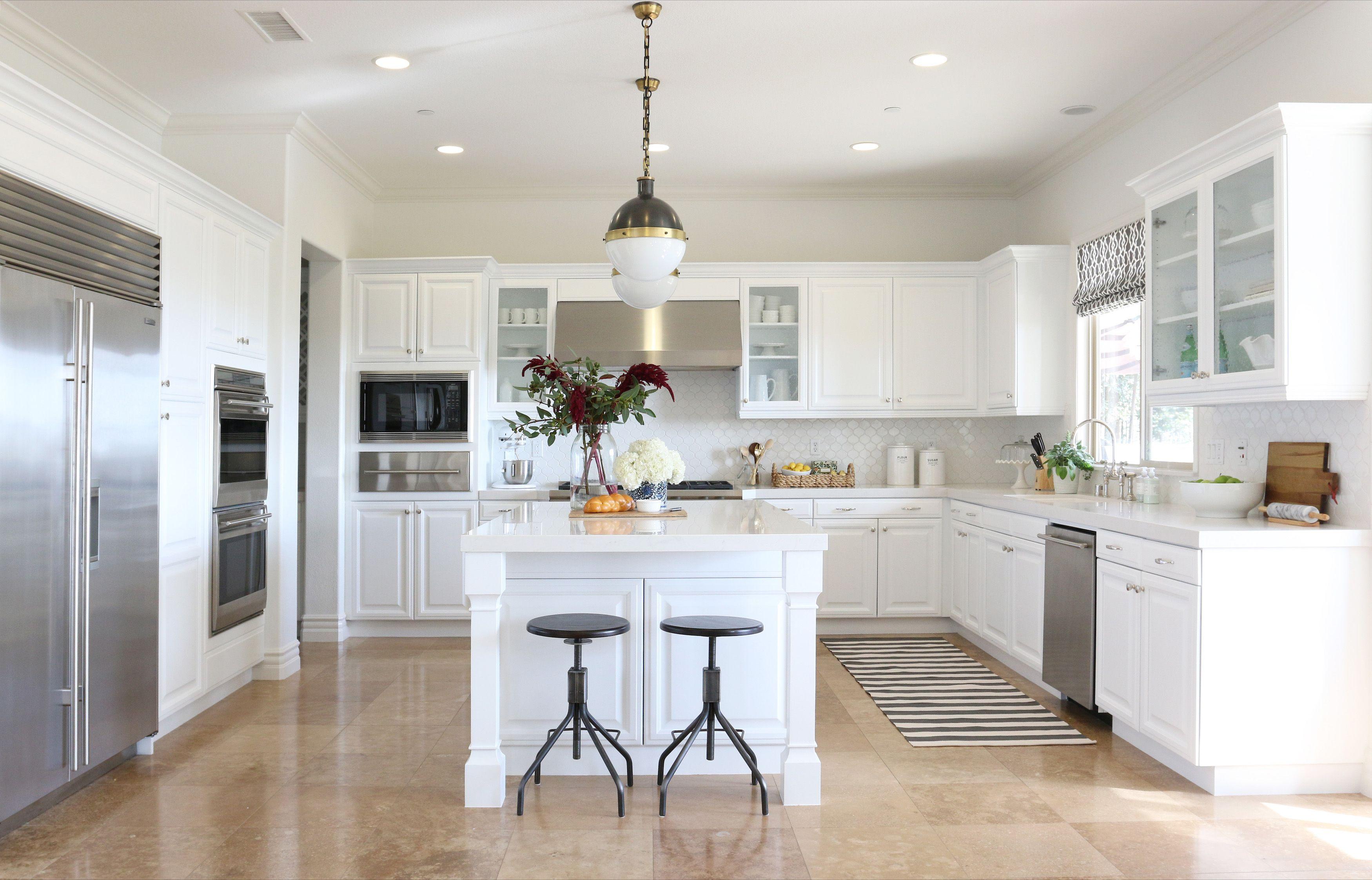 modern kitchen ideas white cabinets white kitchen designs Modern Kitchen Ideas White Cabinets