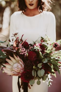 Small Of Fall Wedding Bouquets