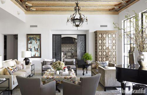 Medium Of Living Dining Room