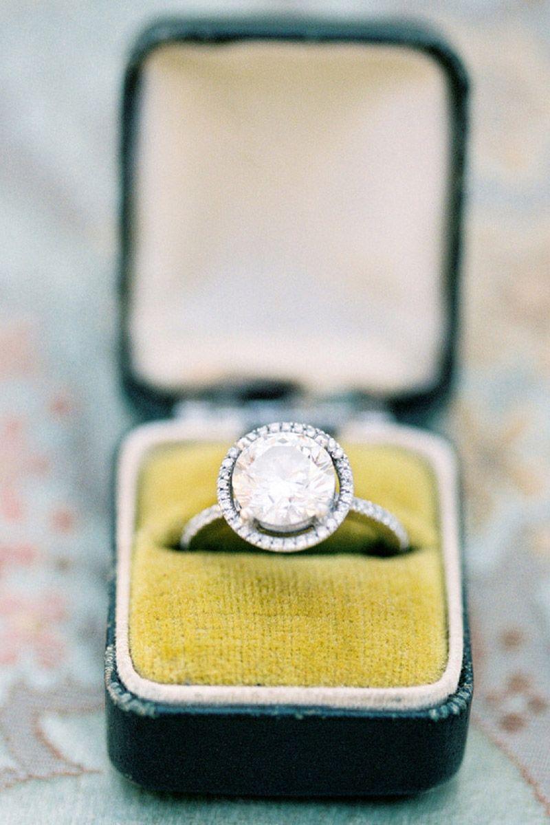 dazzling engagement ring ideas pretty wedding rings