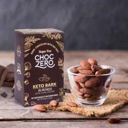 Small Of Dark Chocolate Keto
