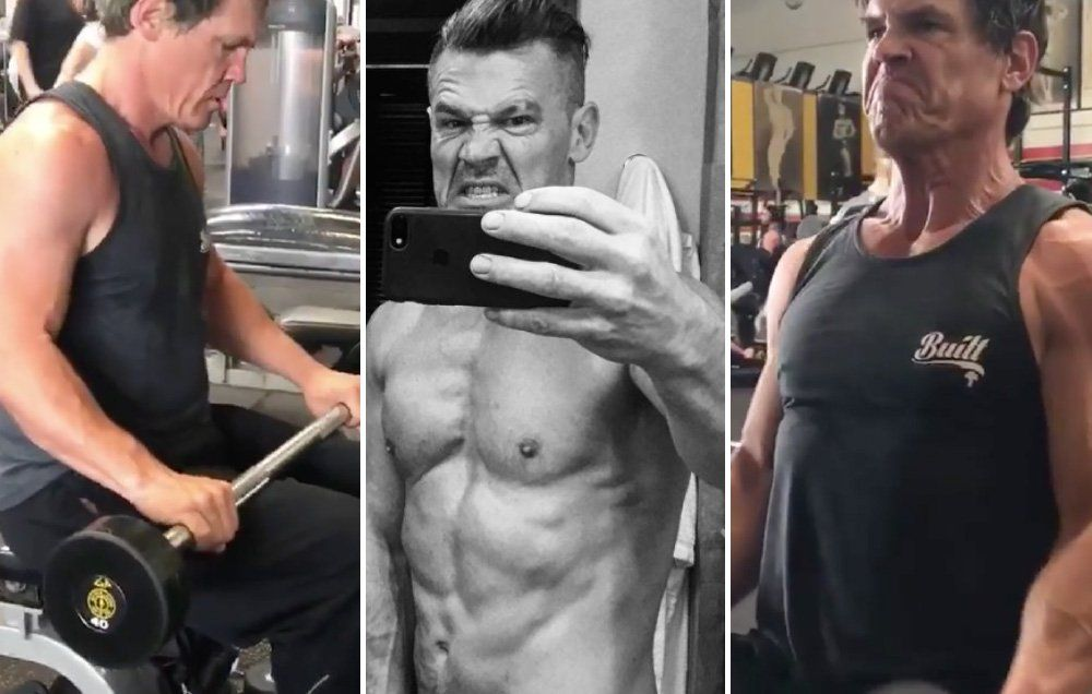 How to Get Shredded Like Josh Brolin Did for Marvel s Deadpool 2