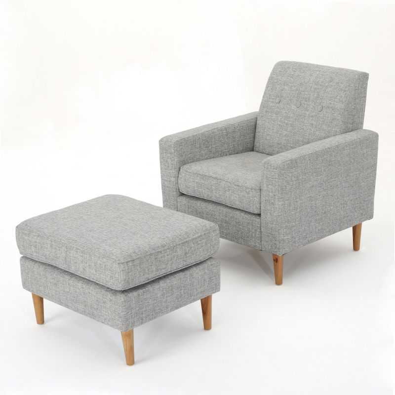 Large Of Cozy Chair And Ottoman