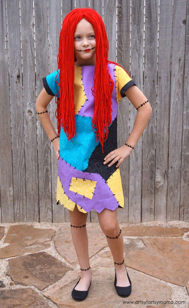 piquant wren sally nightmare before costume target sally nightmare