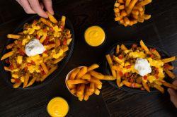 Debonair Taco Bell Is Bringing Back Nacho Fries Taco Bell Menu Nacho Fries Box July 2018 Nacho Fries Box Taco Bell Nutrition Facts