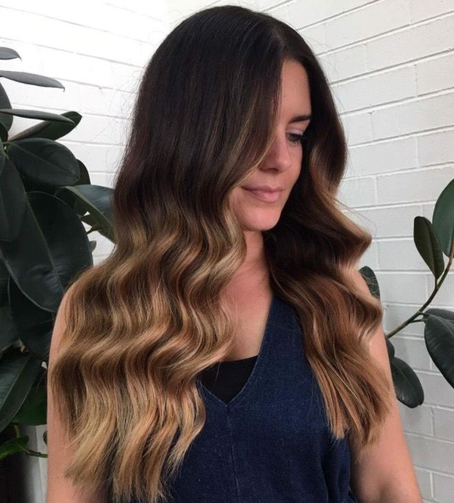 Ombre hair colours for 2018   17 styles to give you ALL the inspo Ombre Hair